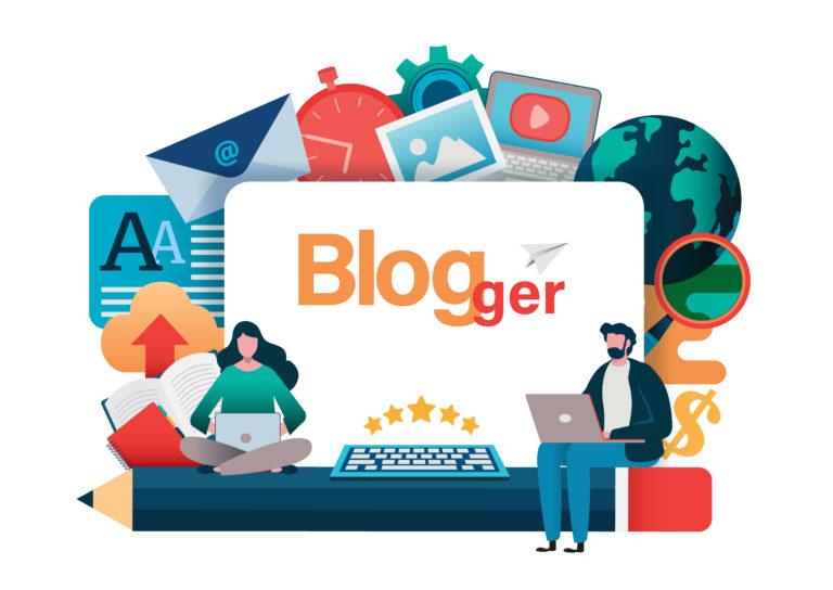 crear un blog con system io