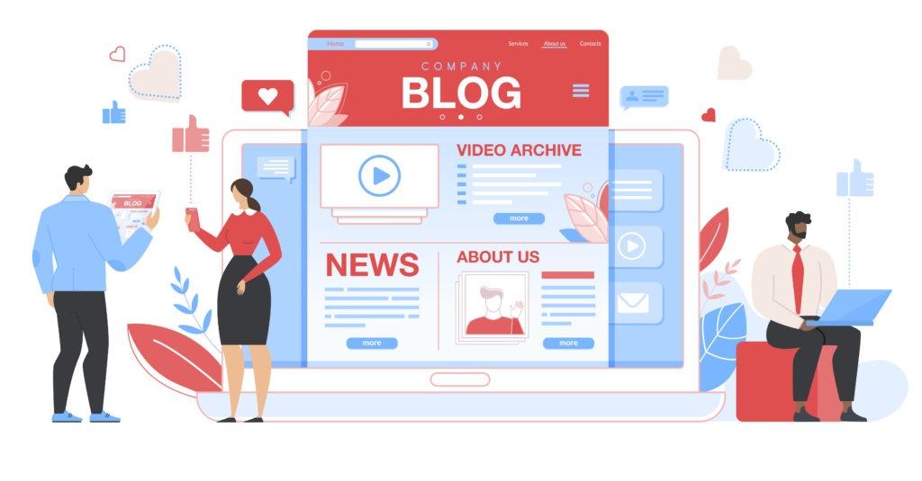 crear un blog rentable con Systeme.io